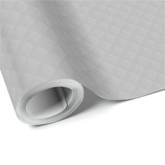 Sterlingsilber-gestepptes Muster Geschenkpapier