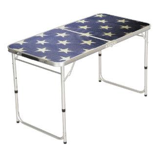 Stern-Heckklappen-Größen-Bier Pong Tabelle Beer Pong Tisch