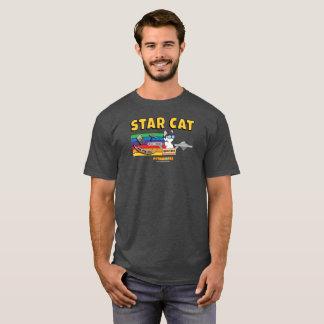 Stern-Katze T-Shirt