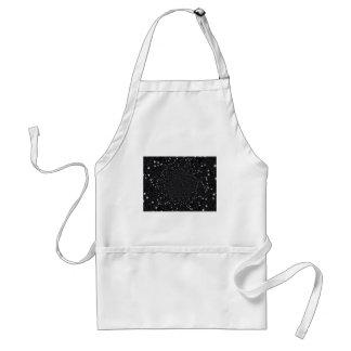 Stern-Raum-Galaxie-Universum Schürze