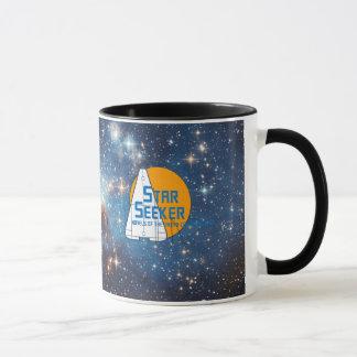 Stern-Sucher-Galaxie-Tasse Tasse