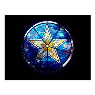 Stern von Postkarte Stella Maris