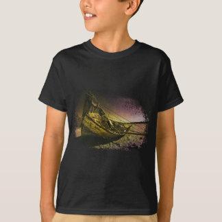 Sternbootsentwurf T-Shirt