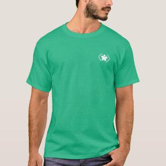 Sternchen <a.k.a. sex-symbol> Männer dunkel T-Shirt