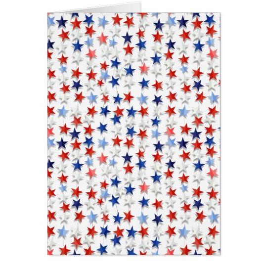 Sterne der Nation Karte
