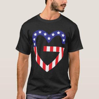 Sterne N Stripes G T-Shirt