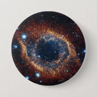 Sterne Runder Button 7,6 Cm
