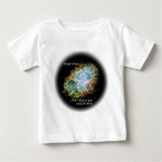 Sterne starben für Sie Baby T-shirt