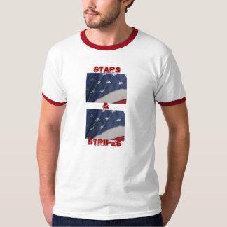 Sterne u., Streifen T-Shirt