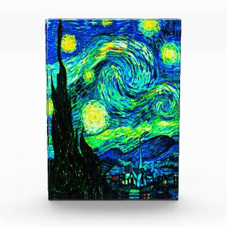Sternenklare Nacht Vincent van Goghs erhöht Auszeichnung