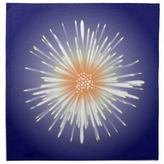 Sternexplosion Stoffserviette