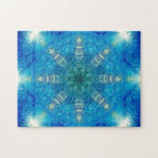 Sternförmige Mandala