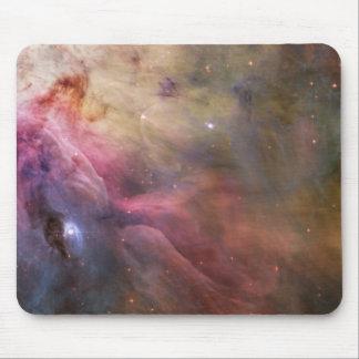 Sterngalaxie-Hipster Geek des Nebelflecks cooler Mousepad