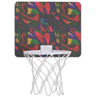 Sternschnuppe Mini Basketball Netz
