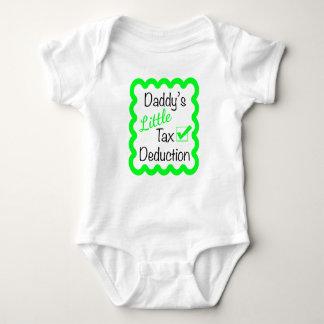 Steuerabzug-Säuglings-Bodysuit des Vatis Baby Strampler