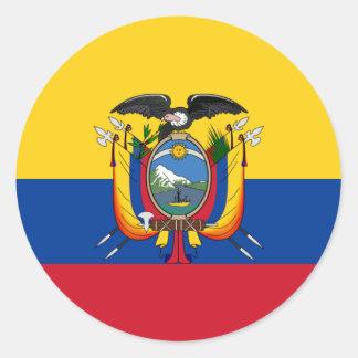 Sticker Rond L'Equateur