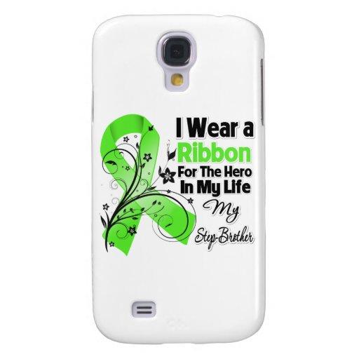 Stiefbruder-Held in meinem Leben-Lymphom-Band Galaxy S4 Hülle
