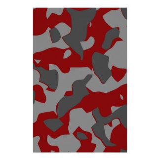 Stiefel-Lager-Camouflage Briefpapier