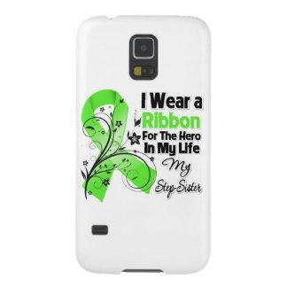 Stiefschwester-Held in meinem Leben-Lymphom-Band Samsung S5 Hülle
