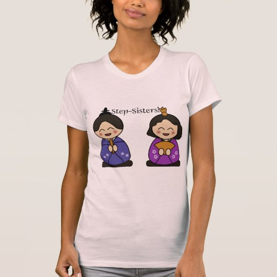 Stiefschwestern, Frauen verurteilen Jersey-T - T-Shirt