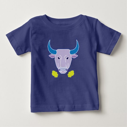 Stier Baby T-shirt