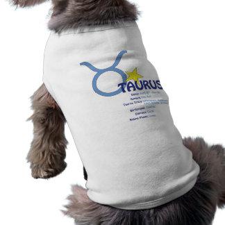 Stier-Merkmal-HundeT - Shirt