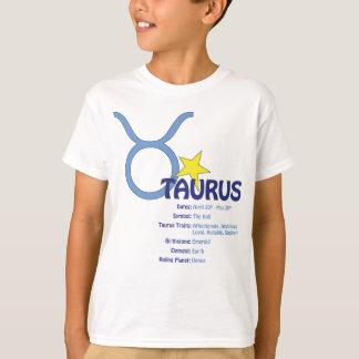 Stier-Merkmal-KinderT - Shirt