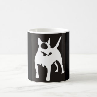 Stier-Terrier-Kaffee-Tasse Tasse