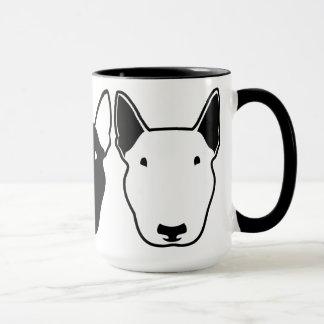 Stier-Terrier-Tasse Tasse