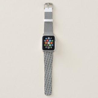 Stier-Tierkreis-Symbol-Standard durch Kenneth Apple Watch Armband