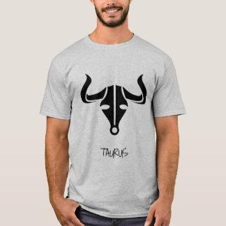 Stier-Tierkreis-T - Shirt