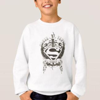 Stilisierte | Ehre des Supermann-, Wahrheit auf Sweatshirt