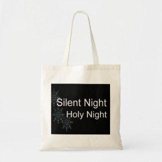 Stille Nacht Tragetasche