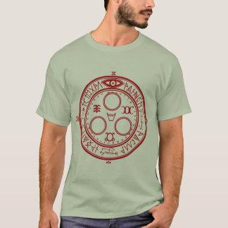 Stiller Hügel-Halo des Sun (Siegel von Metatron) T-Shirt