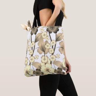 Stilvolle und geblühte Entwurfstasche Tasche