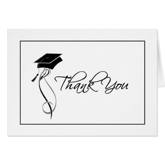 Stilvoller Abschluss danken Ihnen Karten für Damen