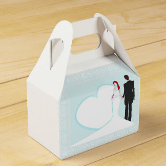 stilvoller Hochzeit Bevorzugungs-Kasten Geschenkschachtel
