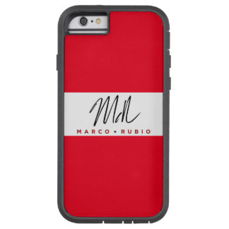 Stilvoller, wasserdichter Marco Rubio Iphone 6 Tough Xtreme iPhone 6 Hülle