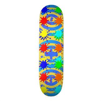 Stilvolles Skateboard Entwurf des Skateboards