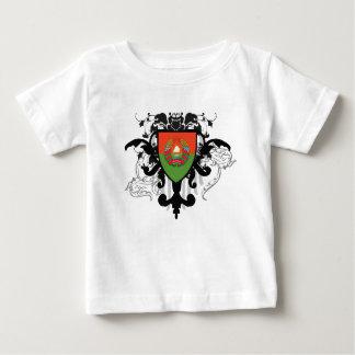 Stilvolles Weißrussland Baby T-shirt