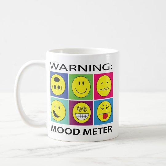 Stimmungs-Meter Kaffeetasse