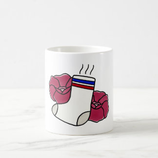 Stinkender //-Socken-Becher Kaffeetasse