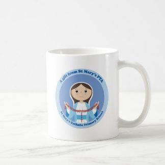StMarys katholische Primär-Pta Kaffeetasse