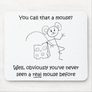 Stock-Maus Mousepad