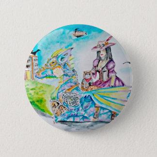 Stock them oben runder button 5,7 cm
