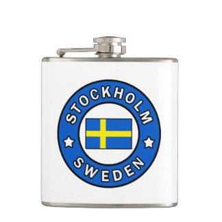 Stockholm Schweden Flachmann