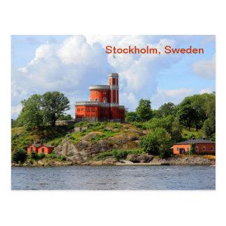 Stockholm, Schweden Postkarten