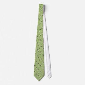 Stolpernde Würfel-Krawatte