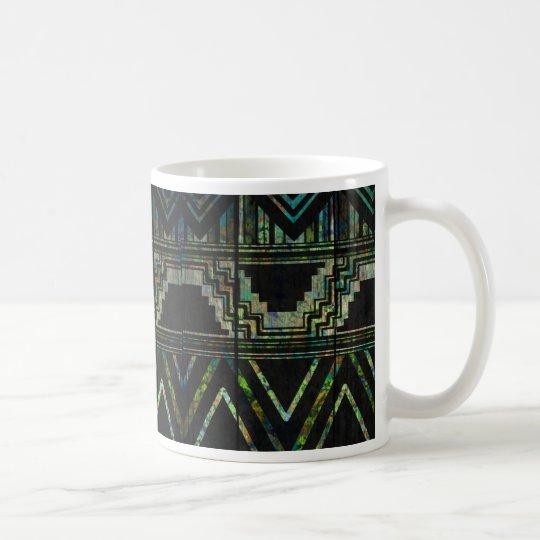 Stolz der Eingeborenen Kaffeetasse