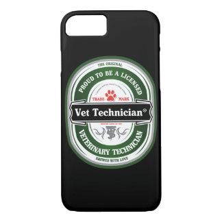 stolz, ein Tierarzt-Technologie-Telefonkasten zu iPhone 8/7 Hülle
